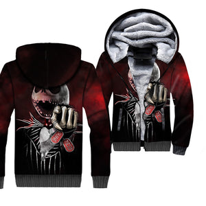 jack skellington hoodies