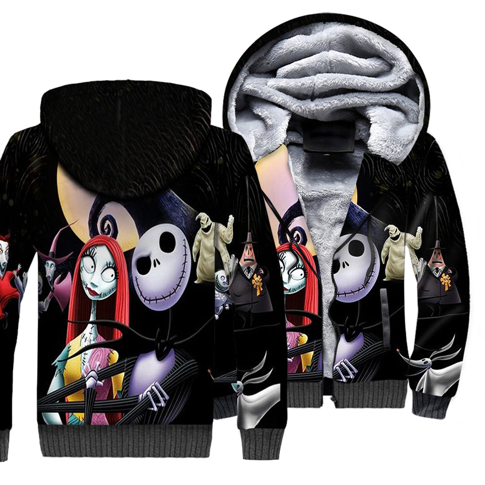 Nightmare Before Christmas Hoodie.3d All Over Printed The Nightmare Before Christmas Clothes 19