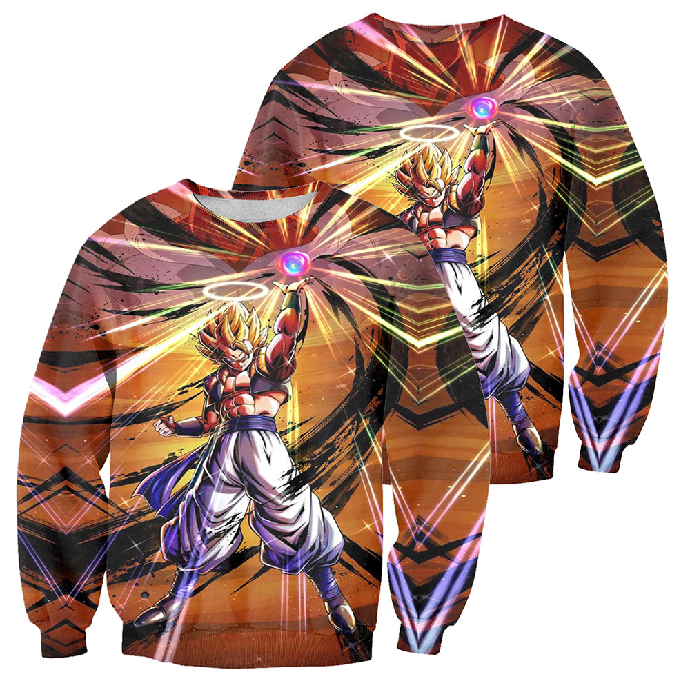 Dragon Ball 3D Printed Clothes