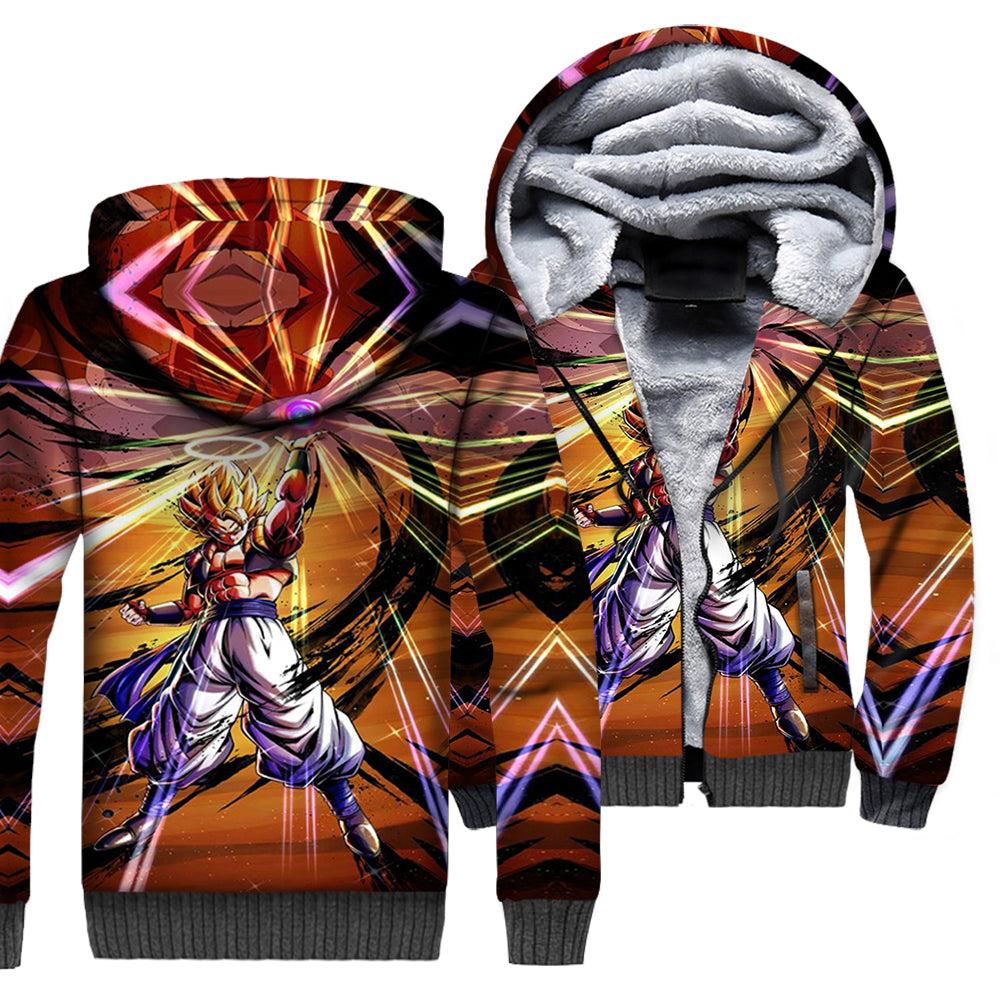 dragon ball hoodies
