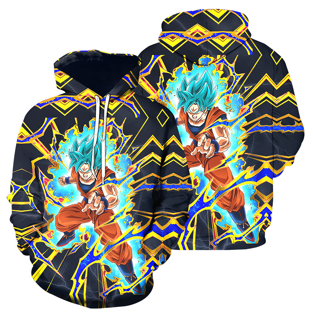 Dragon Ball 3D Printed Clothes 07