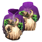 Load image into Gallery viewer, 3D All Over Printed Oogie Boogie Clothes