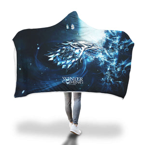 Game Of Thrones Hooded Blanket 05