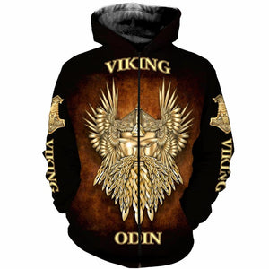 Vikings 3D All Over Printed Shirts For Men And Women 34