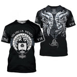 Load image into Gallery viewer, Vikings 3D All Over Printed Shirts For Men And Women 35