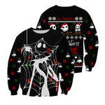 Load image into Gallery viewer, Jack Skellington 3D All Over Printed Shirts For Men And Women 212