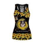 Load image into Gallery viewer, Sun Flower Border Collie 3D All Over Printed Shirts For Men And Women 03