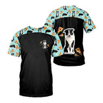 Load image into Gallery viewer, Border Collie 3D All Over Printed Shirts For Men And Women 07