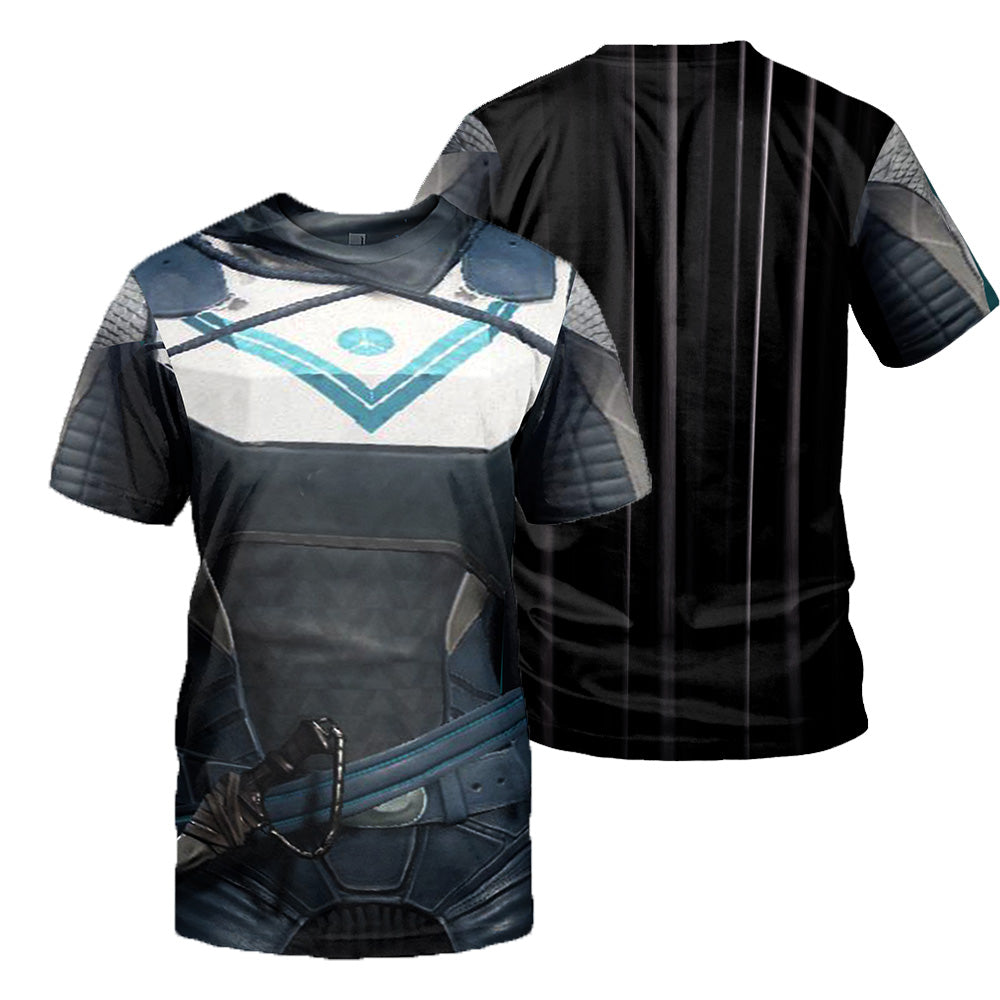 Destiny 3D All Over Printed Shirts For Men And Women 04