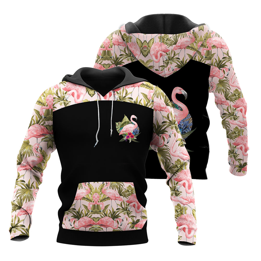 Flamingo 3D All Over Printed Shirts For Men And Women 06