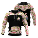 Load image into Gallery viewer, Flamingo 3D All Over Printed Shirts For Men And Women 06