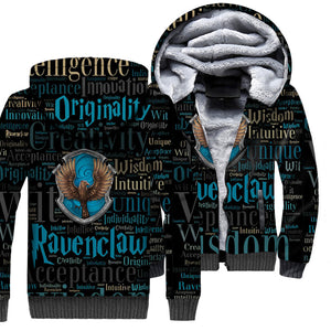 Ravenclaw 3D All Over Printed Shirts For Men and Women 03