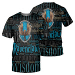 Load image into Gallery viewer, Ravenclaw 3D All Over Printed Shirts For Men and Women 03