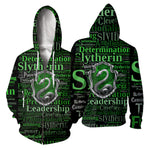 Load image into Gallery viewer, Slytherin  3D All Over Printed Shirts For Men and Women 05