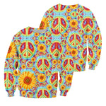 Load image into Gallery viewer, Hippie Style 3D All Over Printed Shirts For Men And Women 11