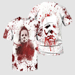 Load image into Gallery viewer, Michael Myers t-shirt