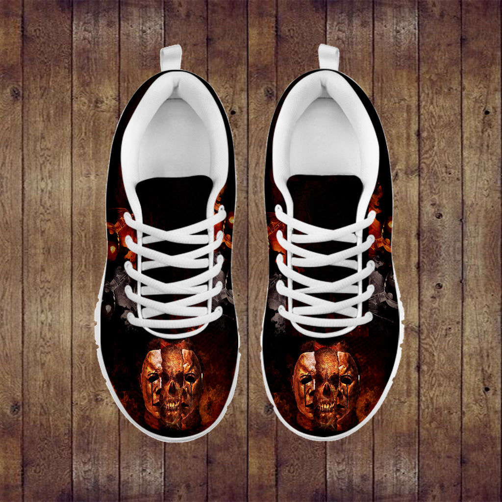 Mesh Running Shoes - Michael Myers Halloween