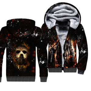 3D All Over Printed Jason Voorhees Clothes 08