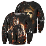 Load image into Gallery viewer, 3D All Over Printed Jason Voorhees Clothes 08