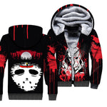 Load image into Gallery viewer, Jason Voorhees 3D All Over Printed Shirts For Men and Women 06