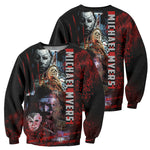 Load image into Gallery viewer, Michael Myers 3D All Over Printed Shirts For Men and Women 25