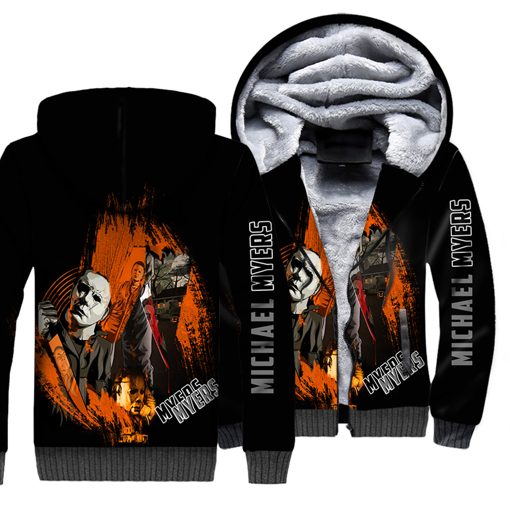 Michael Myers 3D All Over Printed Shirts For Men and Women 26