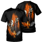 Load image into Gallery viewer, Michael Myers 3D All Over Printed Shirts For Men and Women 26