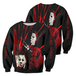 Load image into Gallery viewer, Michael Myers 3D All Over Printed Shirts For Men and Women 27