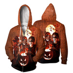 Load image into Gallery viewer, Horror movie 3D All Over Printed Shirts For Men and Women 114