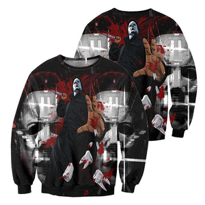 Michael Myers 3D All Over Printed Shirts For Men and Women 123