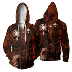 Load image into Gallery viewer, Jason Voorhees 3D All Over Printed Shirts For Men and Women 135