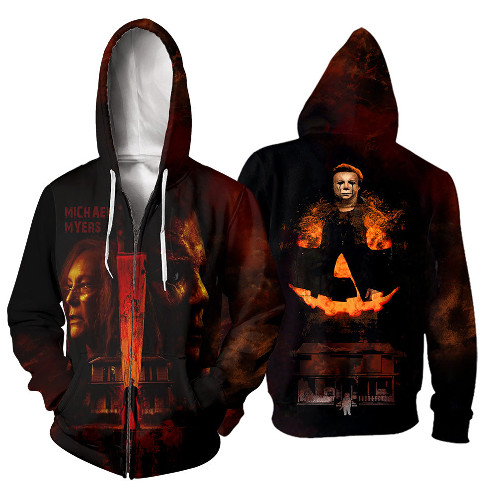 Michael Myers 3D All Over Printed Shirts For Men and Women 147