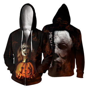 Michael Myers 3D All Over Printed Shirts For Men and Women 150