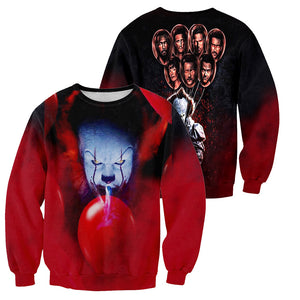 Pennywise 3D All Over Printed Shirts For Men and Women 163