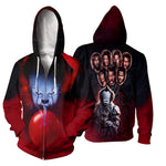 Load image into Gallery viewer, Pennywise 3D All Over Printed Shirts For Men and Women 163