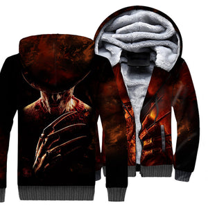 Freddy Krueger 3D All Over Printed Shirts For Men and Women 167