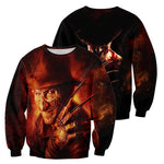 Load image into Gallery viewer, Freddy Krueger 3D All Over Printed Shirts For Men and Women 167