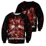Load image into Gallery viewer, Jason Voorhees 3D All Over Printed Shirts For Men and Women 172