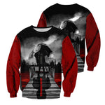 Load image into Gallery viewer, Jason Voorhees 3D All Over Printed Shirts For Men and Women 173
