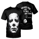 Load image into Gallery viewer, Michael Myers 3D All Over Printed Shirts For Men and Women 184