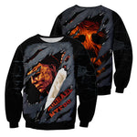 Load image into Gallery viewer, Michael Myers 3D All Over Printed Shirts For Men and Women 247