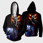 Load image into Gallery viewer, Michael Myers 3D All Over Printed Shirts For Men and Women 290