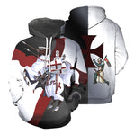Load image into Gallery viewer, knights templar hoodie