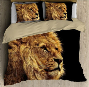 Lion Bedding Set 02