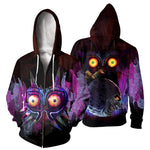 Load image into Gallery viewer, Majora's Mask 3D All Over Printed Shirts For Men and Women 01