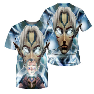 Majora's Mask 3D All Over Printed Shirts For Men and Women 07