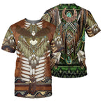 Load image into Gallery viewer, Native Pattern 3D All Over Printed Shirts For Men And Women 12