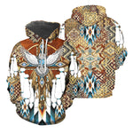 Load image into Gallery viewer, native american hoodie