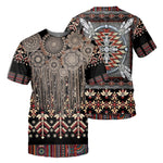 Load image into Gallery viewer, Native Pattern 3D All Over Printed Shirts For Men And Women 17