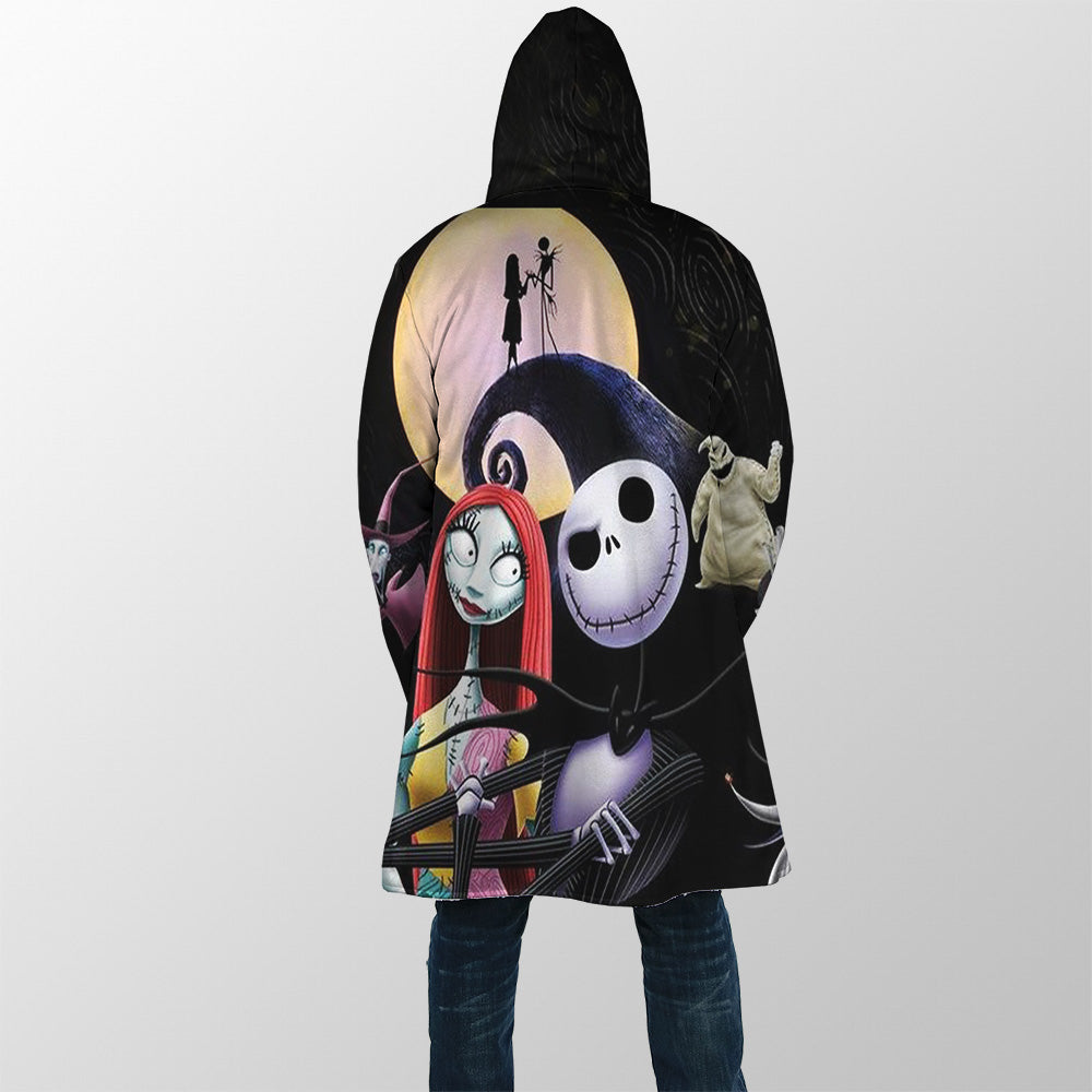 Jack Skellington Dream Cloak 21